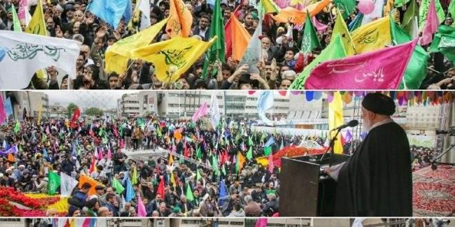 اجتماع بزرگ منتظران ظهور در مشهد مقدس