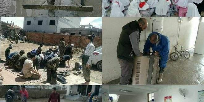 """""""قرارگاه تبلیغ جهادی طلاب خراسان"""""""