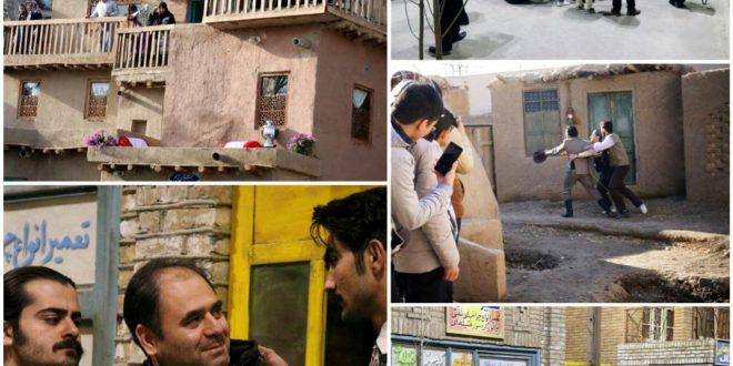 """مهمان """"تنها موزه زنده ایران"""" باشید."""