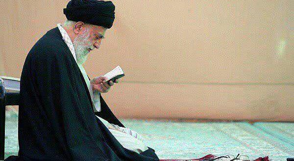 رهبر انقلاب چهارشنبه شب در مسجد مقدس جمکران حضور یافتند