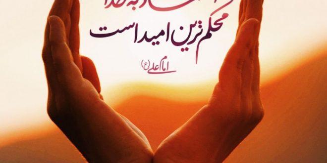 امیرالمومنین علی (ع):