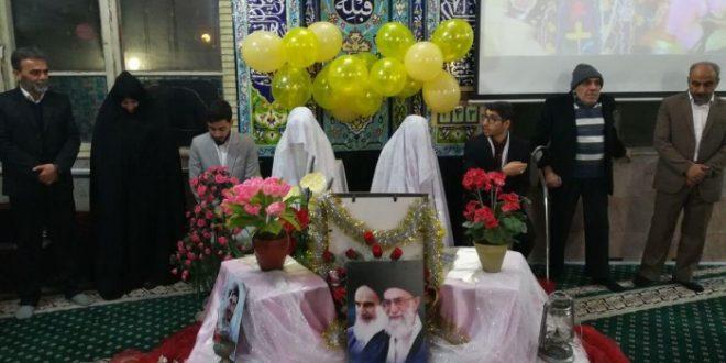 مسجد امام هادی(ع) مشهد مطلع عشق دو جوان بسیجی/ جوانانی که زندگی به سبک ایرانی، اسلامی را الگو زندگی خود قرار دادند